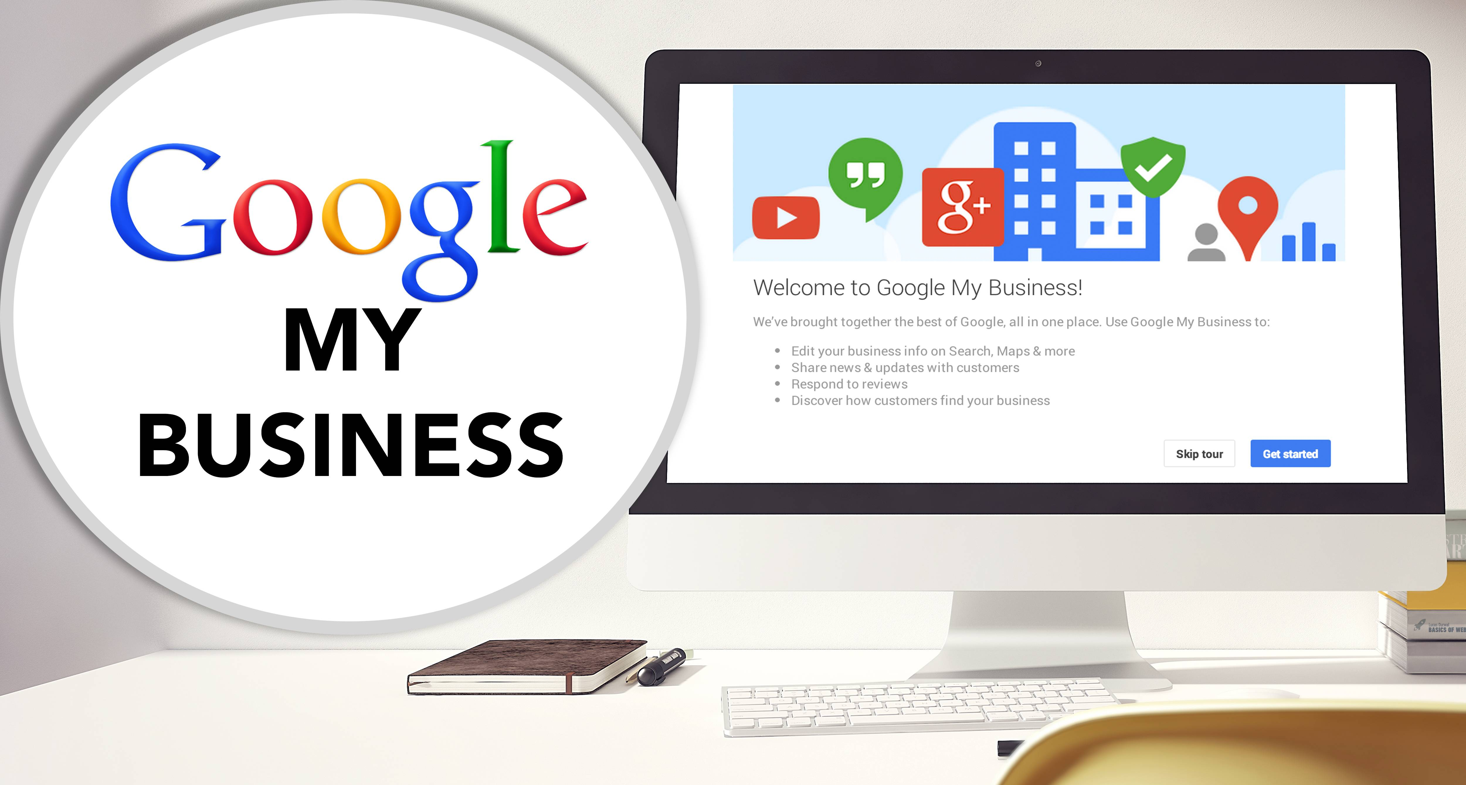 simple steps to create a free google business page and tips to