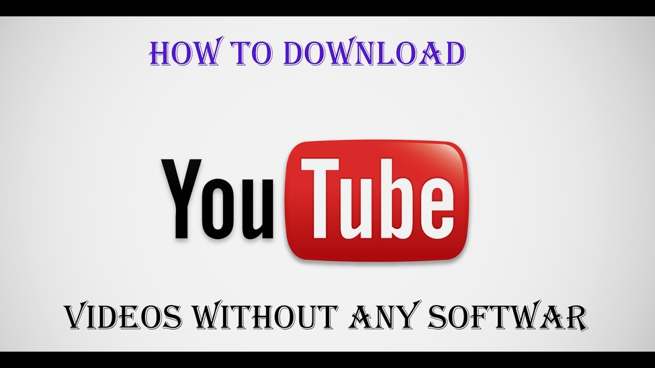 Best way to download YouTube videos in few simple clicks